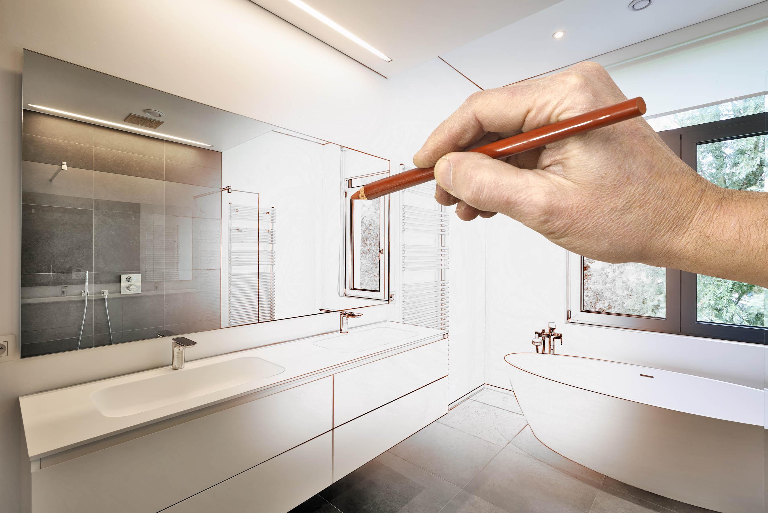 3d Bathroom Remodeling – SOLIDWORKS REMODELING